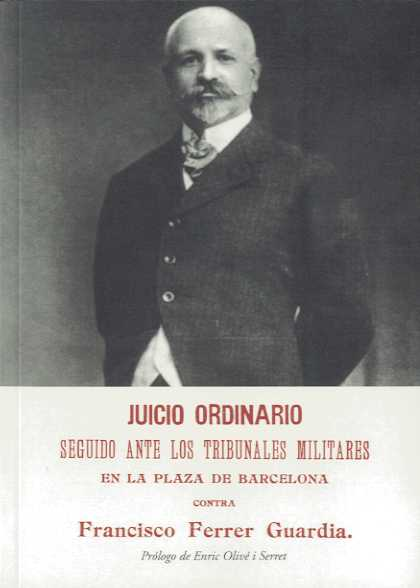 JUICIO ORDINARIO CONTRA FERRER GUARDIA B-88